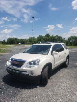 2008 GMC Acadia for sale at Alpine Auto Sales in Carlisle PA