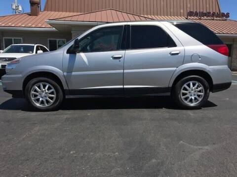 2007 Buick Rendezvous for sale at Motors Inc in Mason MI