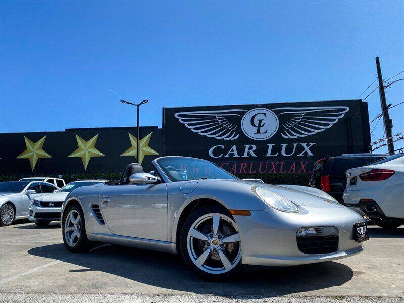 2008 Porsche Boxster for sale in Inglewood, CA