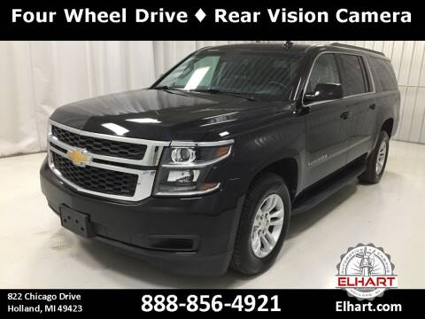2019 Chevrolet Suburban for sale at Elhart Automotive Campus in Holland MI