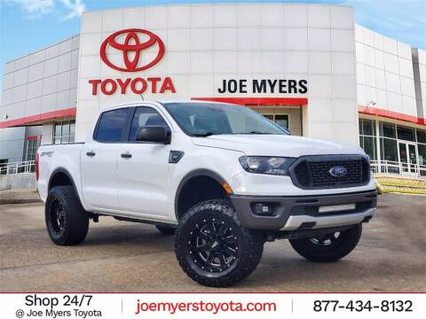 2020 Ford Ranger for sale at Joe Myers Toyota PreOwned in Houston TX