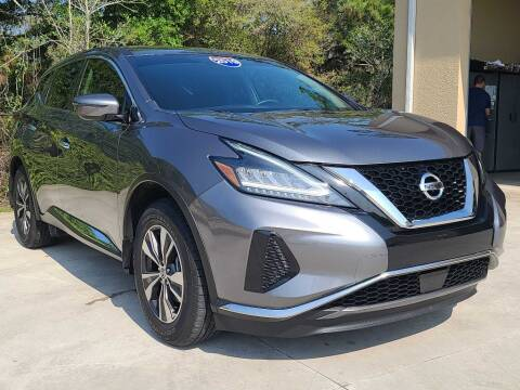 2019 Nissan Murano for sale at Jeff's Auto Sales & Service in Port Charlotte FL
