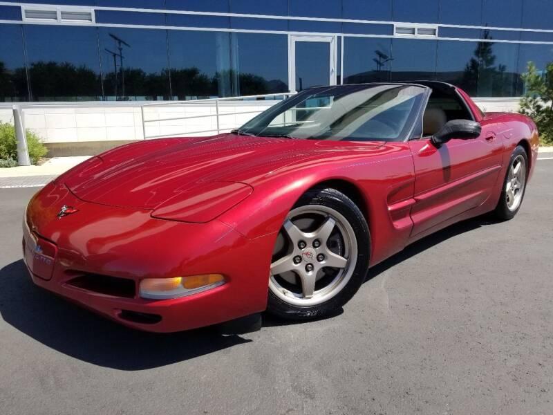 1999 Chevrolet Corvette for sale at San Diego Auto Solutions in Escondido CA