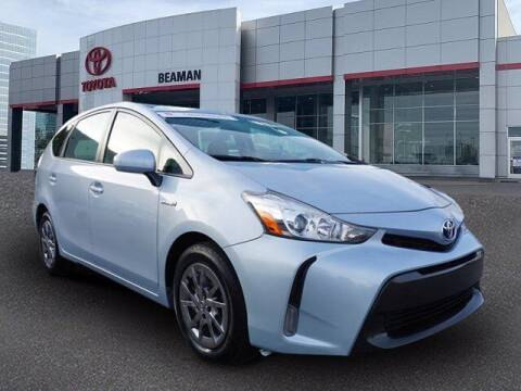 2016 Toyota Prius v for sale at BEAMAN TOYOTA in Nashville TN