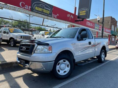 2004 Ford F-150 for sale at Manny Trucks in Chicago IL