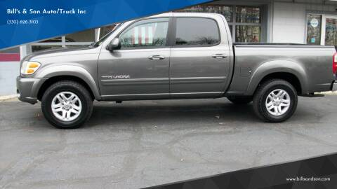 2004 Toyota Tundra for sale at Bill's & Son Auto/Truck Inc in Ravenna OH