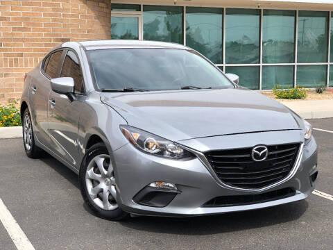 2016 Mazda MAZDA3 for sale at AKOI Motors in Tempe AZ