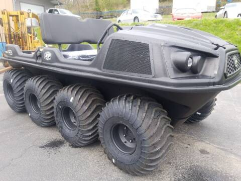 2020 Argo Amphibious 700 8x8 includes Trailer for sale at W V Auto & Powersports Sales in Cross Lanes WV