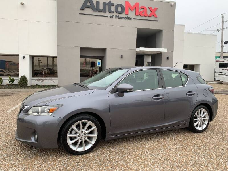 2012 Lexus CT 200h for sale at AutoMax of Memphis - V Brothers in Memphis TN