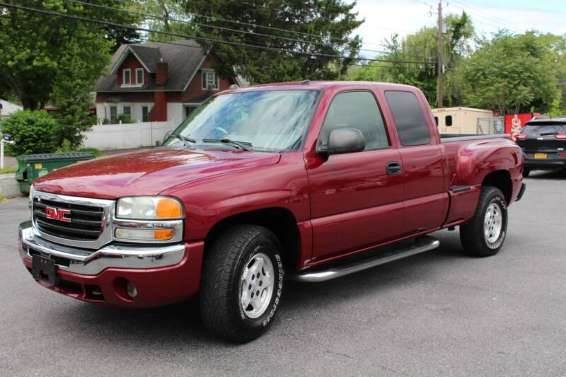 2004 GMC Sierra 1500 for sale at Crown Motors in Schenectady NY