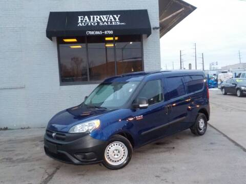 2016 RAM ProMaster City Cargo for sale at FAIRWAY AUTO SALES, INC. in Melrose Park IL
