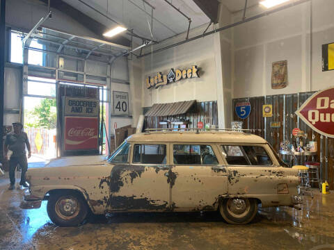 1956 Ford Ranch Wagon for sale at Cool Classic Rides in Redmond OR