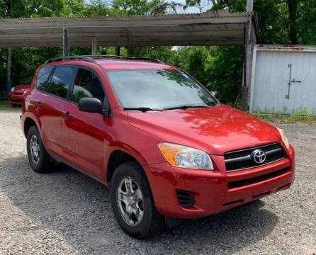 2012 Toyota RAV4 for sale at The Bengal Auto Sales LLC in Hamtramck MI