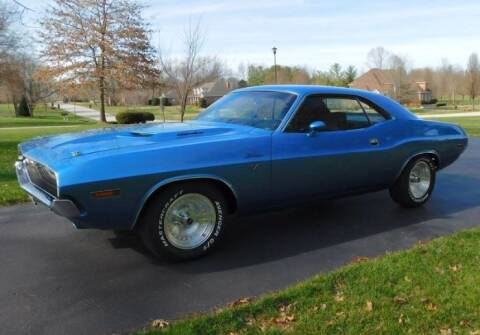 1970 Dodge Challenger for sale at Classic Car Deals in Cadillac MI