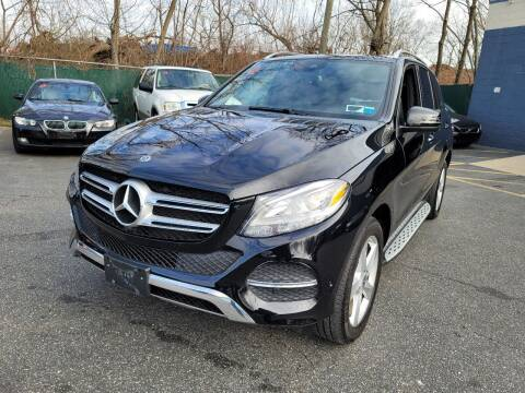 2018 Mercedes-Benz GLE for sale at AW Auto & Truck Wholesalers  Inc. in Hasbrouck Heights NJ