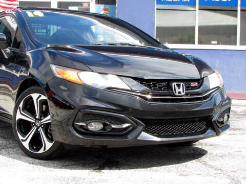 2014 Honda Civic for sale at Orlando Auto Connect in Orlando FL