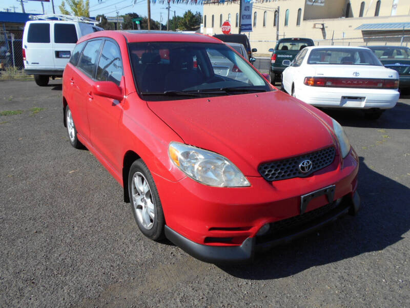 2004 Toyota Matrix for sale at Family Auto Network in Portland OR