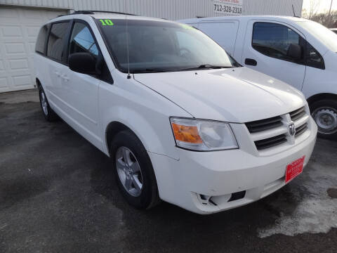 2010 Dodge Grand Caravan for sale at John's Auto Sales in Council Bluffs IA