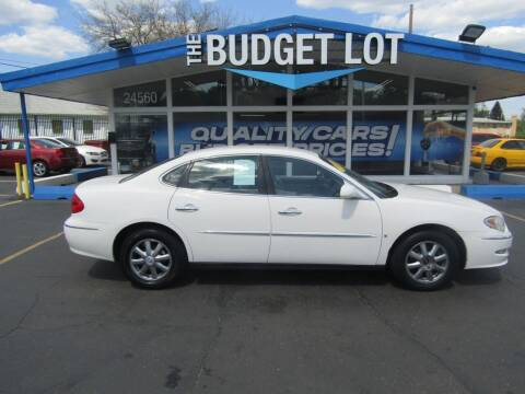 2008 Buick Allure for sale at THE BUDGET LOT in Detroit MI