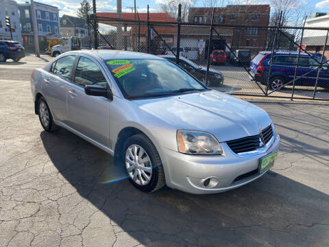 2008 Mitsubishi Galant for sale at Adams Street Motor Company LLC in Dorchester MA