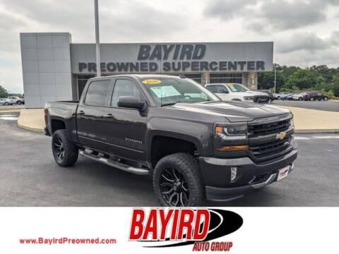2016 Chevrolet Silverado 1500 for sale at Bayird Truck Center in Paragould AR