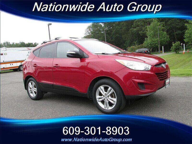 2012 Hyundai Tucson for sale at Nationwide Auto Group in East Windsor NJ