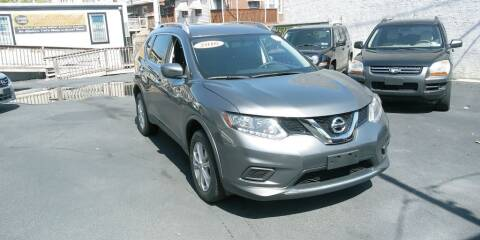 2016 Nissan Rogue for sale at LaBate Auto Sales Inc in Philadelphia PA