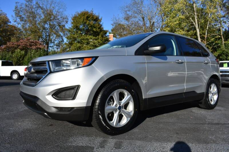 2015 Ford Edge for sale at Apex Car & Truck Sales in Apex NC