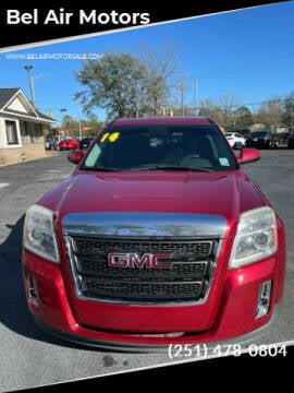 2014 GMC Terrain for sale at Bel Air Motors in Mobile AL