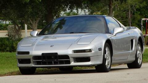 1991 Acura NSX for sale at Premier Luxury Cars in Oakland Park FL