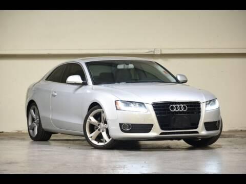2008 Audi A5 for sale at MGI Motors in Sacramento CA
