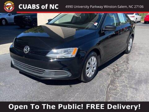 2014 Volkswagen Jetta for sale at Credit Union Auto Buying Service in Winston Salem NC
