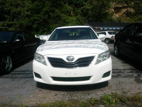 2010 Toyota Camry for sale at Riverside Auto Sales in Saint Albans WV