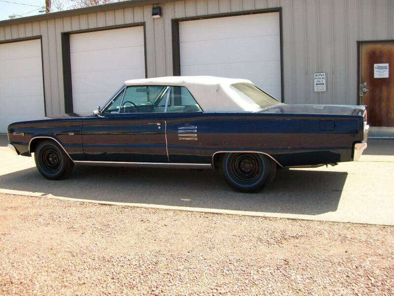 1966 Dodge Coronet for sale at Collector Auto Sales and Restoration in Wausau WI