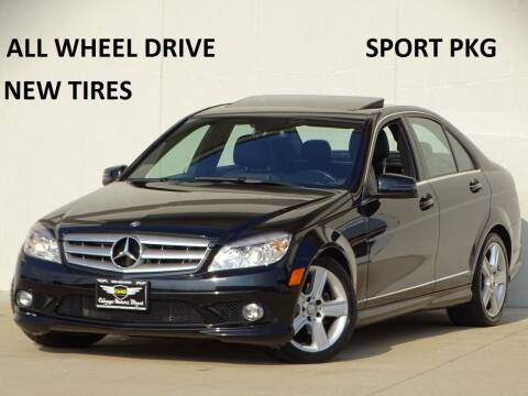 2010 Mercedes-Benz C-Class for sale at Chicago Motors Direct in Addison IL