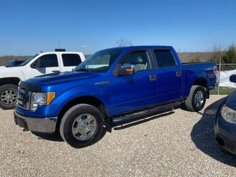 2010 Ford F-150 for sale at BARKLAGE MOTOR SALES in Eldon MO