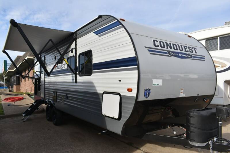 2021 Gulf Stream Conquest 266RBS for sale at Buy Here Pay Here RV in Burleson TX