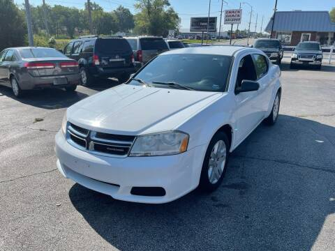 2011 Dodge Avenger for sale at Auto Choice in Belton MO