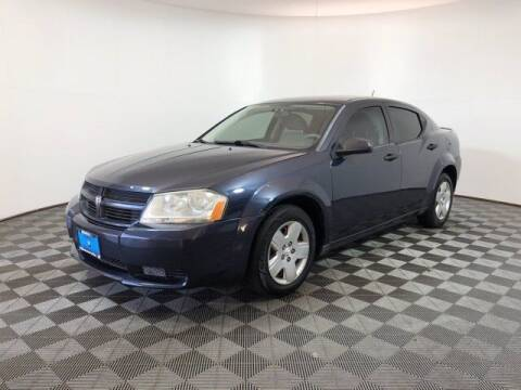 2008 Dodge Avenger for sale at BMW of Schererville in Shererville IN
