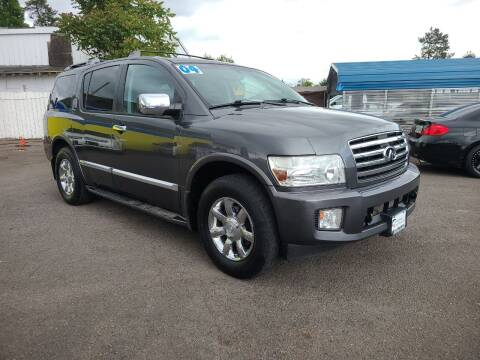 2004 Infiniti QX56 for sale at Universal Auto Sales in Salem OR