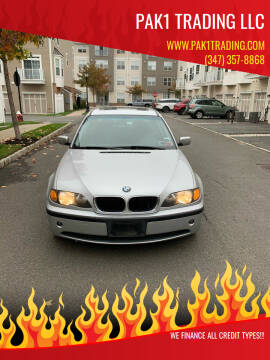 2002 BMW 3 Series for sale at Pak1 Trading LLC in South Hackensack NJ