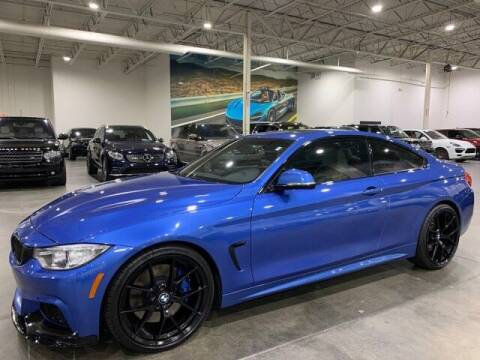 2015 BMW 4 Series for sale at Godspeed Motors in Charlotte NC