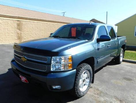2013 Chevrolet Silverado 1500 for sale at Will Deal Auto & Rv Sales in Great Falls MT