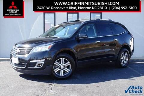 2017 Chevrolet Traverse for sale at Griffin Mitsubishi in Monroe NC