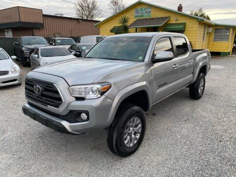2019 Toyota Tacoma for sale at Velocity Autos in Winter Park FL