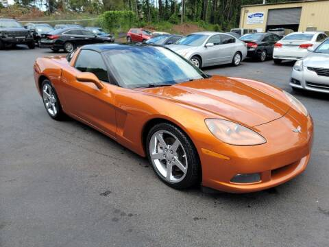 2007 Chevrolet Corvette for sale at GEORGIA AUTO DEALER, LLC in Buford GA