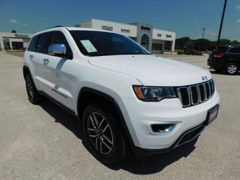 2021 Jeep Grand Cherokee for sale at Stanley Chrysler Dodge Jeep Ram Gatesville in Gatesville TX