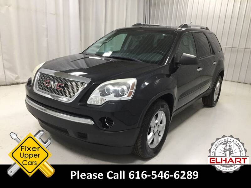 2011 GMC Acadia for sale at Elhart Automotive Campus in Holland MI