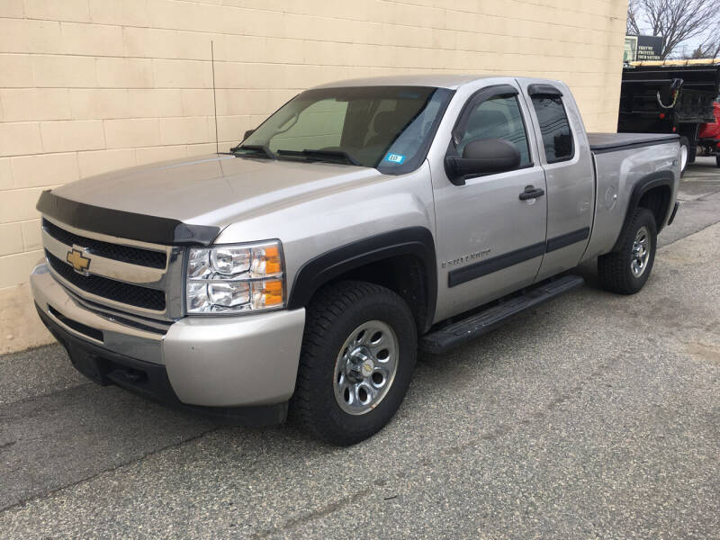 2009 Chevrolet Silverado 1500 for sale at Bill's Auto Sales in Peabody MA