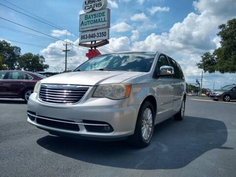 2011 Chrysler Town and Country for sale at BAYSIDE AUTOMALL in Lakeland FL